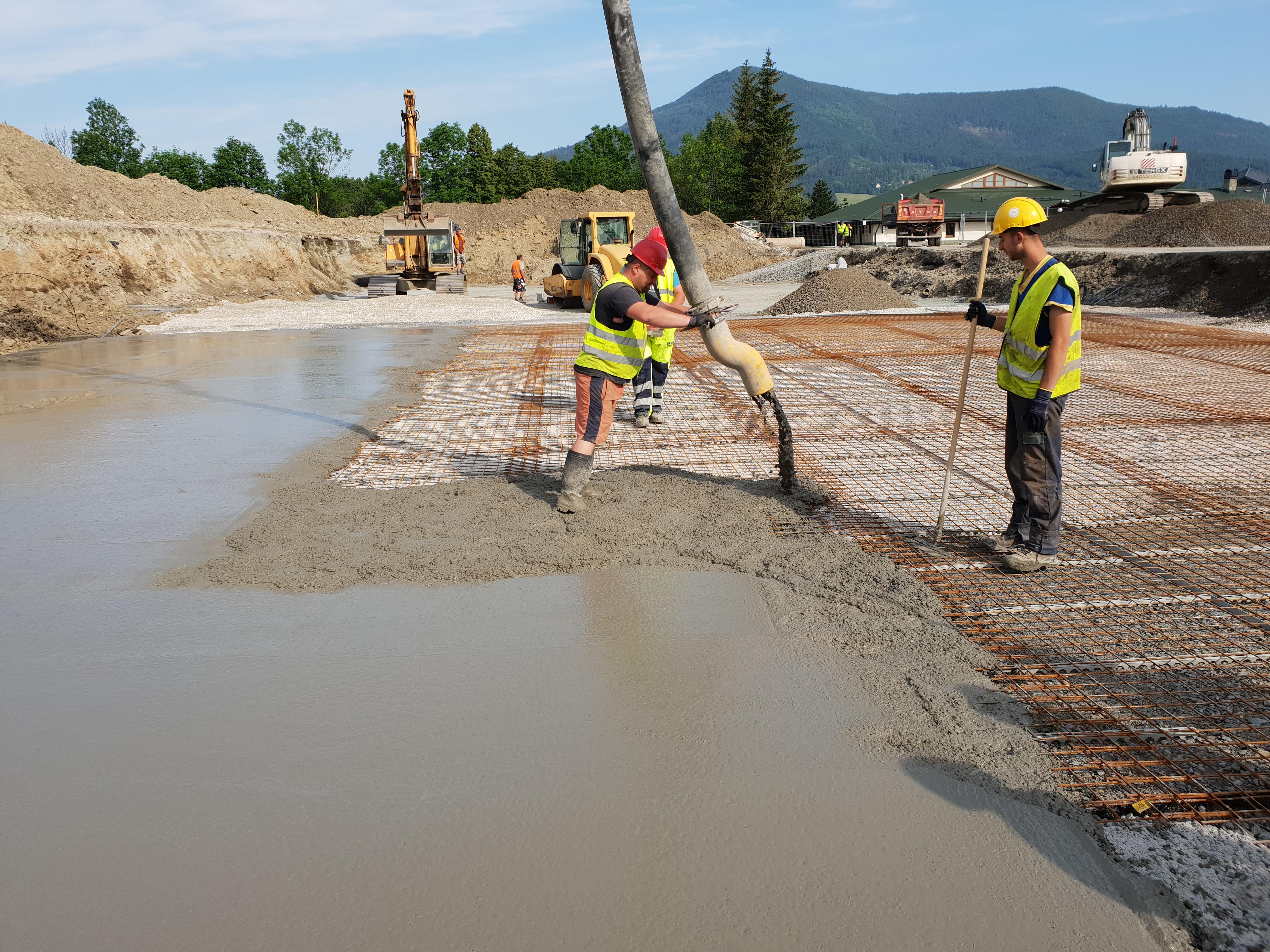 Samozhustnitelý beton od společnosti Bo!Beton